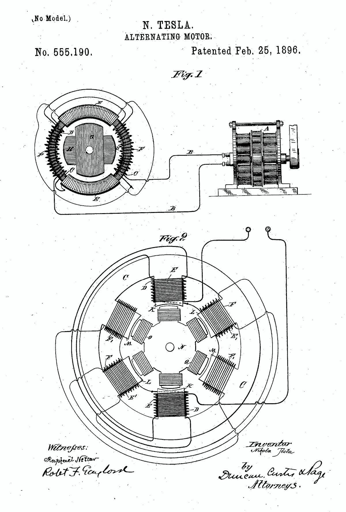 How Nikola Tesla Invented His World Patently Designed