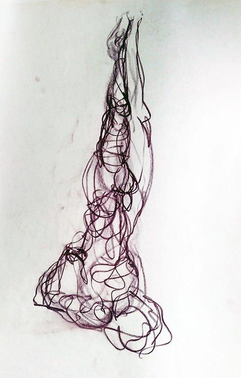 Life Drawing and Life - TIMMCCORMACKDRAWS