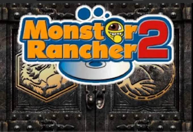 monster rancher evo iso