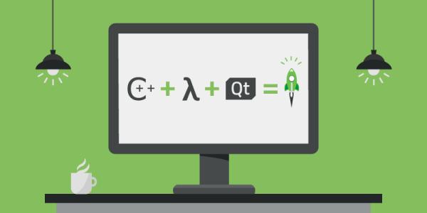 How C++ lambda expressions can improve your Qt code