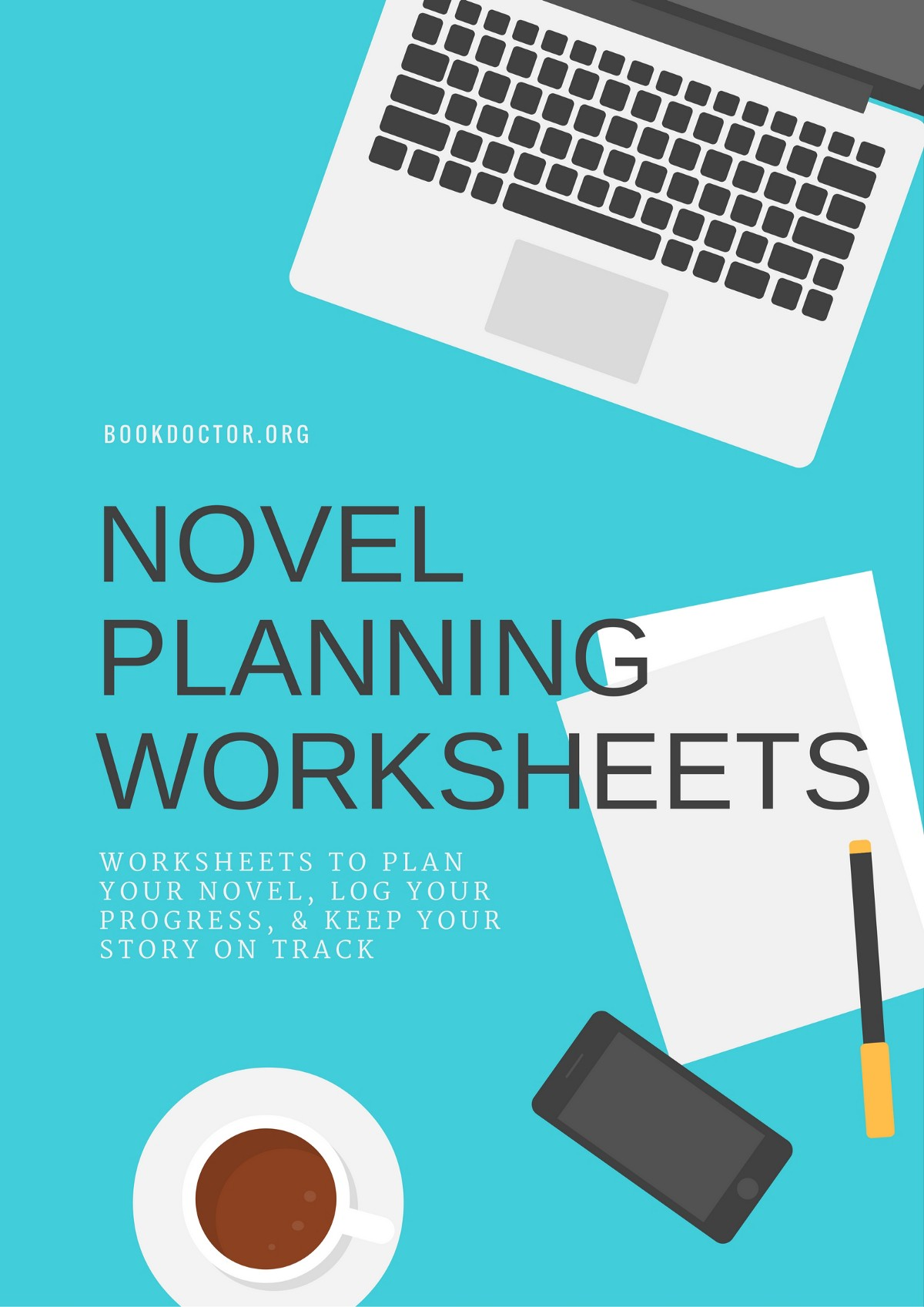 Writing A Novel There S A Worksheet For That The