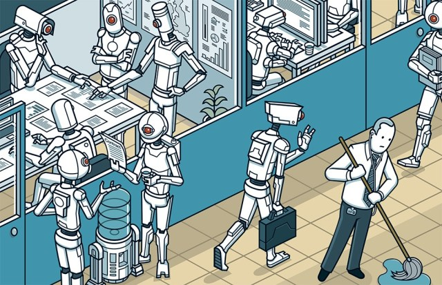 Technology jobs and the future of work