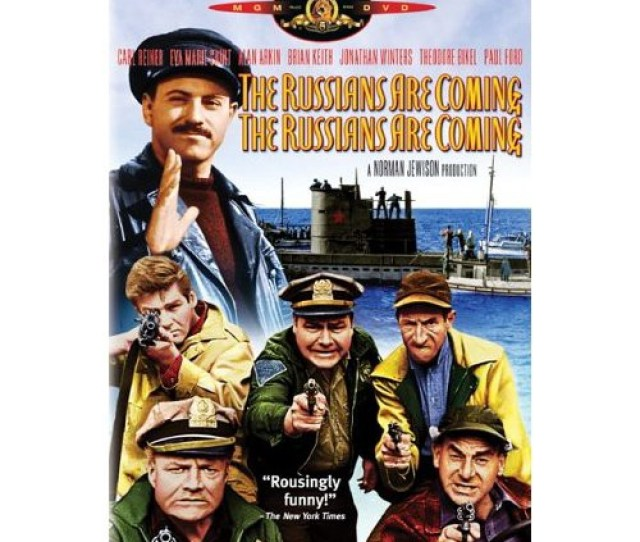 53 Years Ago May 25 1966 To Be Exact In The Midst Of The Deep Dark Pit Of The Cold War A Hollywood Comedy Premiered That Challenged Everything