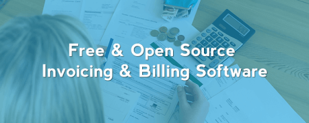 Free and Open Source Invoicing and Billing Software