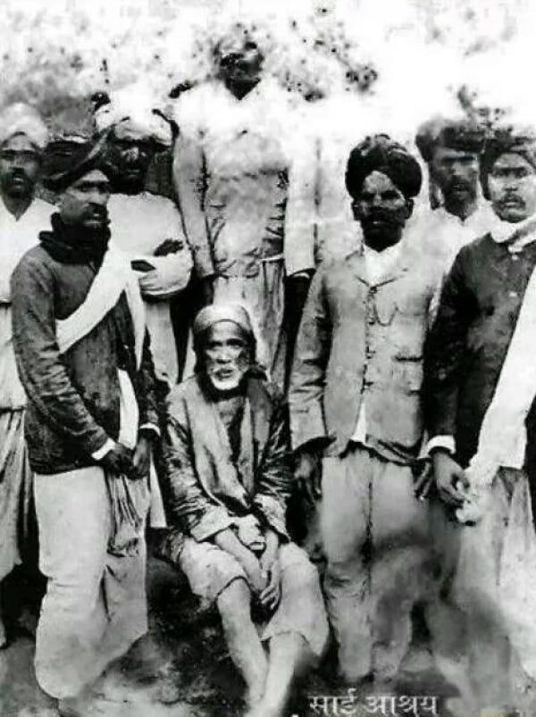 ORIGINAL PHOTOS OF SAI-N BABA FROM SHIRDI – Vasant Londhe ...