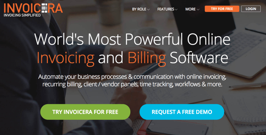 Top Invoicing Tools for Freelancers  2017      Workroll     Medium A simple online invoicing software that lets users manage expenses   time tracking  task management   payments