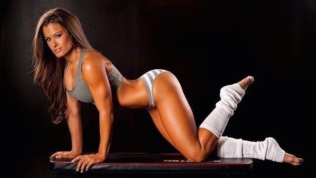 Sexiest Butts Of Female Atheletes Better Than Kim Kardashian