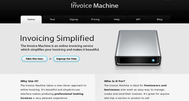 Best Invoicing Software for Freelancers      Inkbot Design     Medium Creating  sending  and tracking elegant invoices become super easy with the  Invoicing Machine software