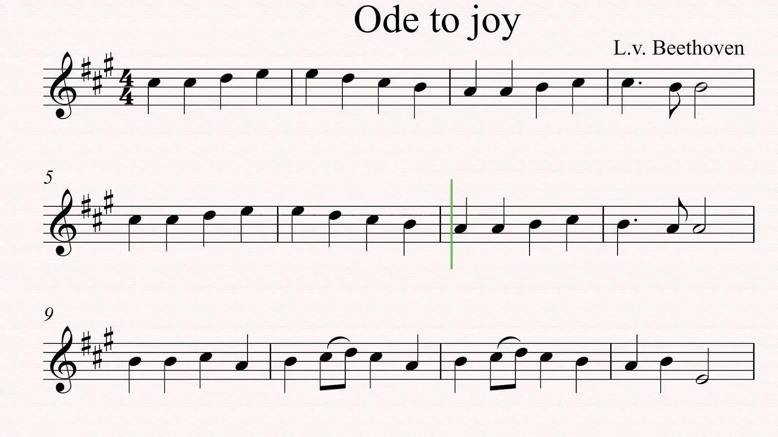 A New Ode To Joy Nodust On Brexit Medium