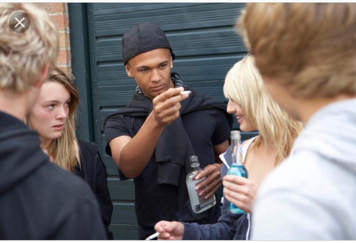 Preventing Negative Peer Pressure Harlen Graham Medium