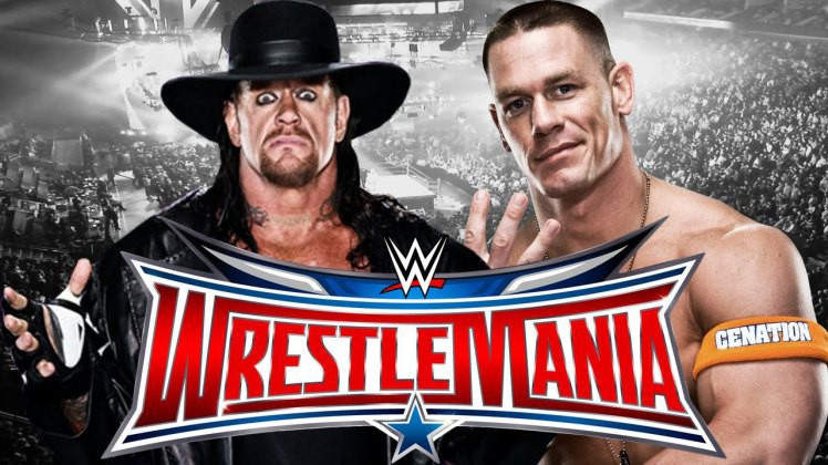 Undertaker defeats John Cena
