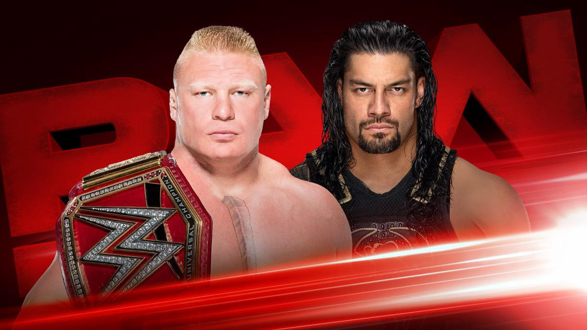 Brock Lesnar Defeated Roman Reigns