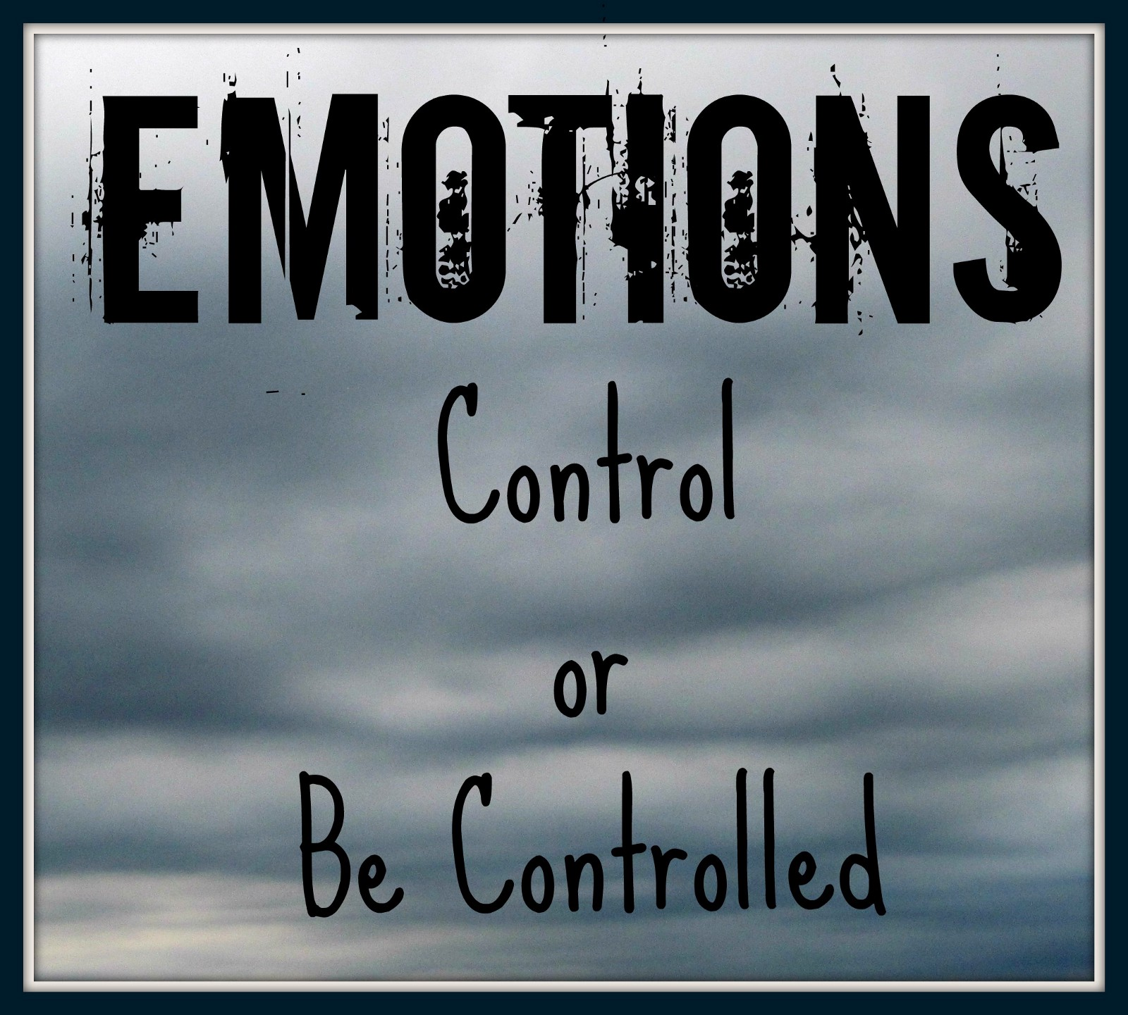 What To Know On Controlling Your Emotions Millennial