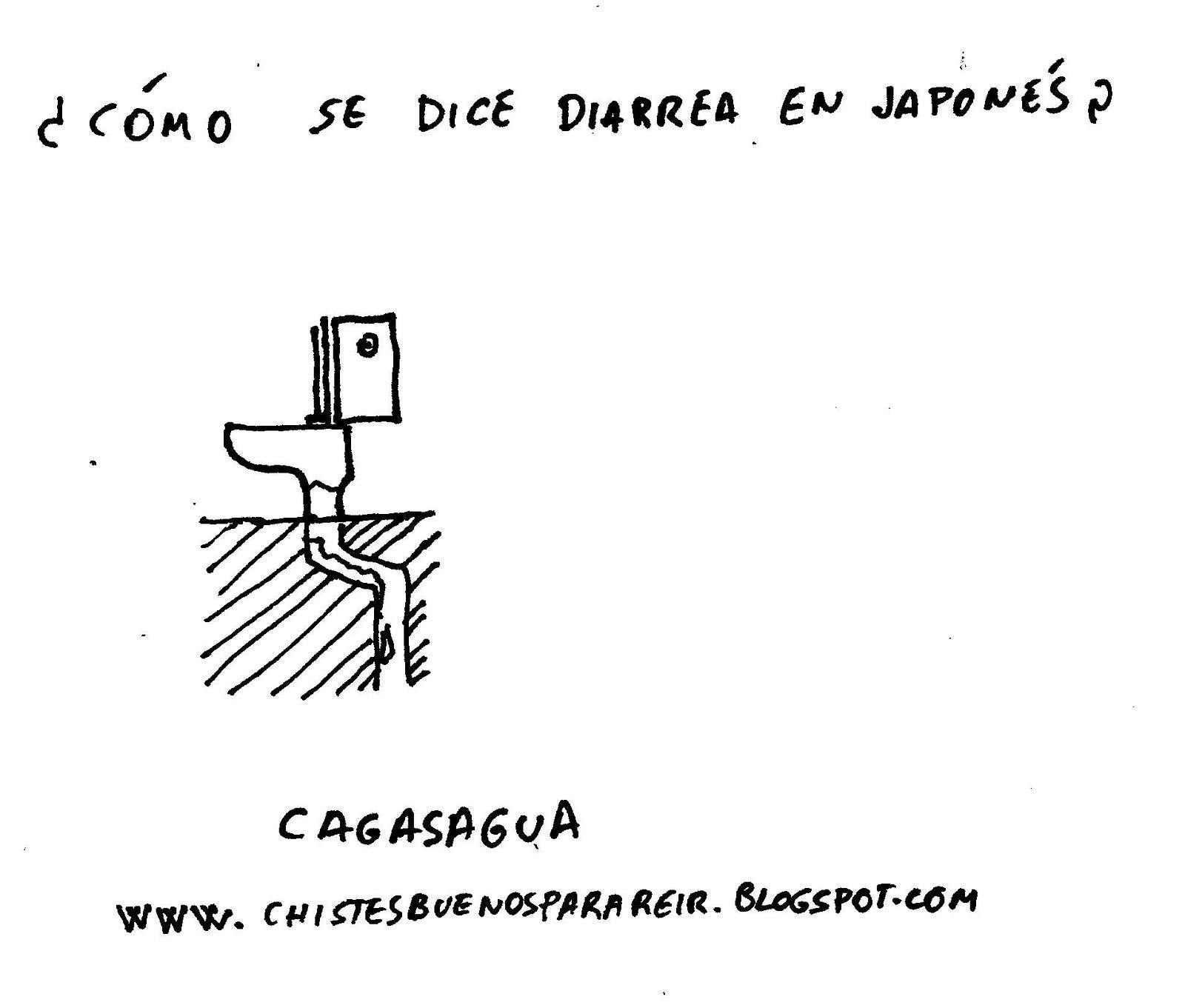 Chiste De Como Se Dice Diarrea En Japones Carlos
