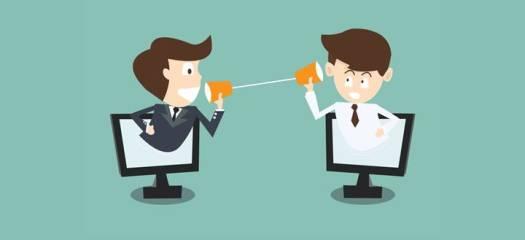 Com a Implementação de um ERP, problemas de comunicação entre clientes e funcionários são solucionadas
