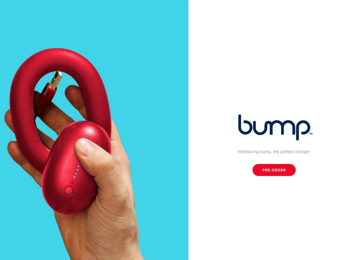 bumpのcta