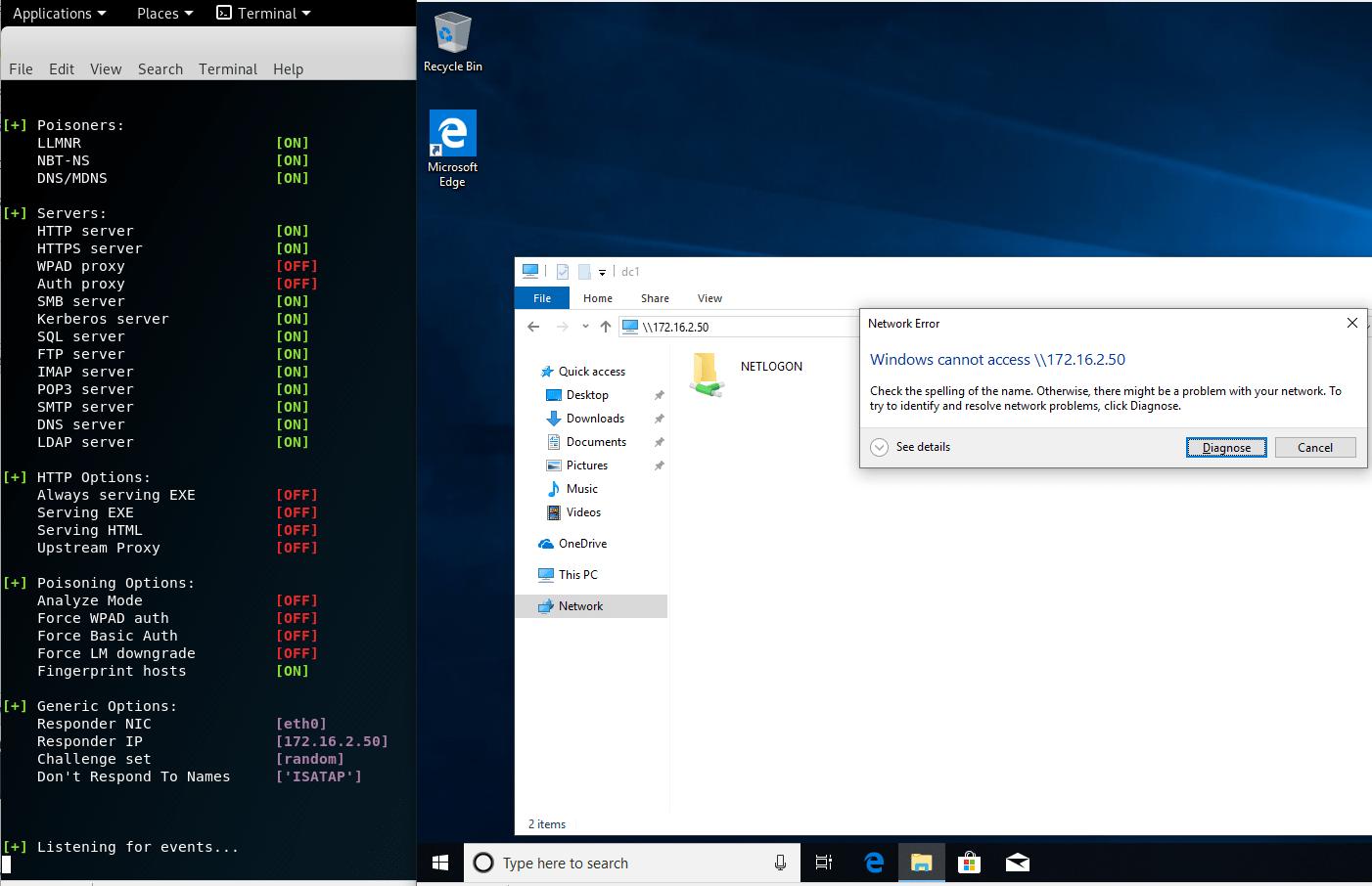 Event 9 Security Kerberos