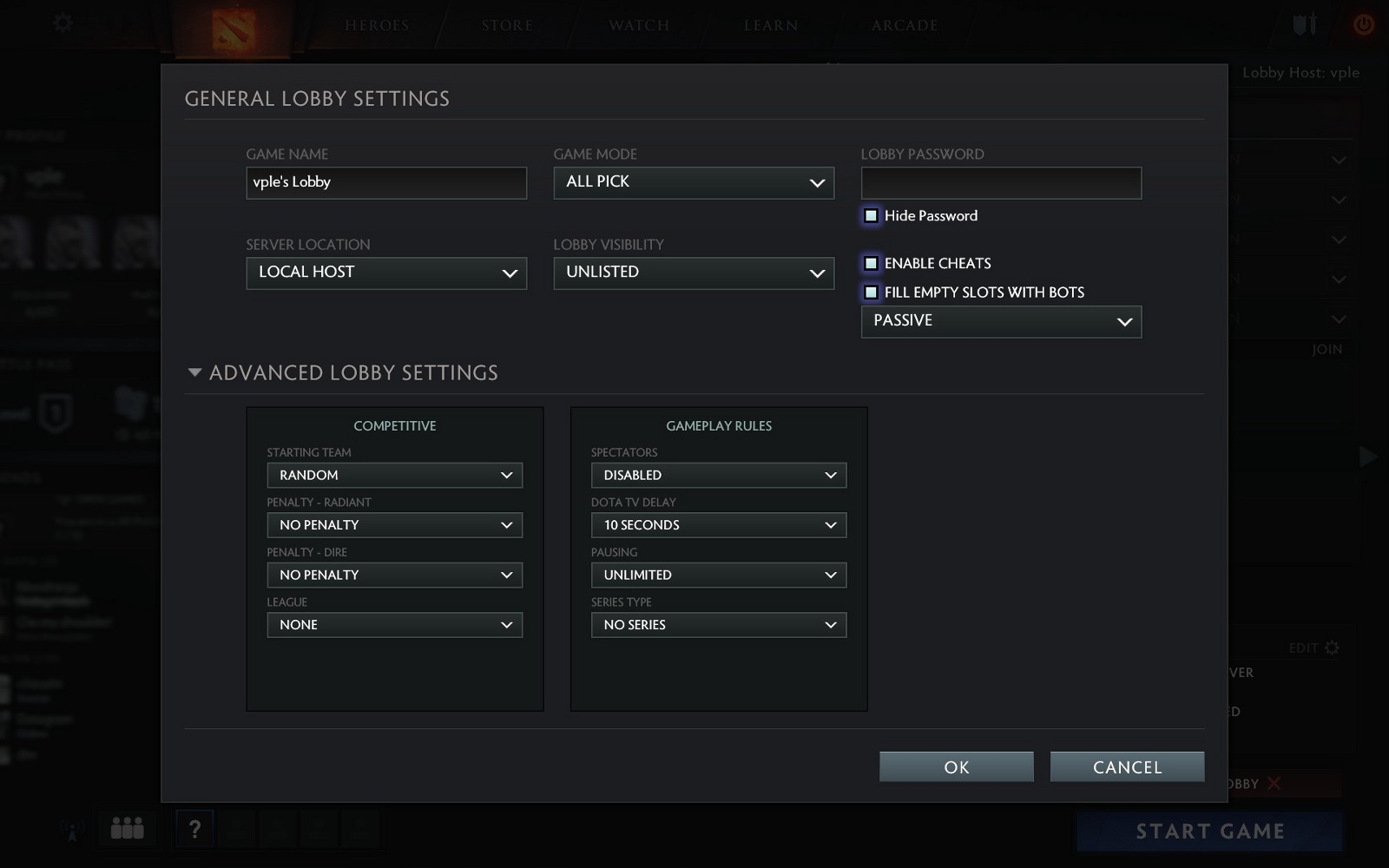 Improving With Sandbox Mode Dota 2 Notes Medium