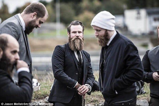 As Muslim Men We Actually Ask You Not To Grow Your Beard
