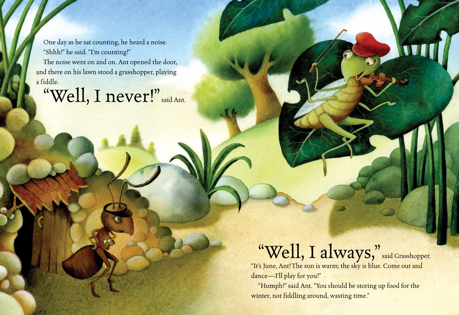 What Kids Learn From Hearing Classic Fables Sara J Medium