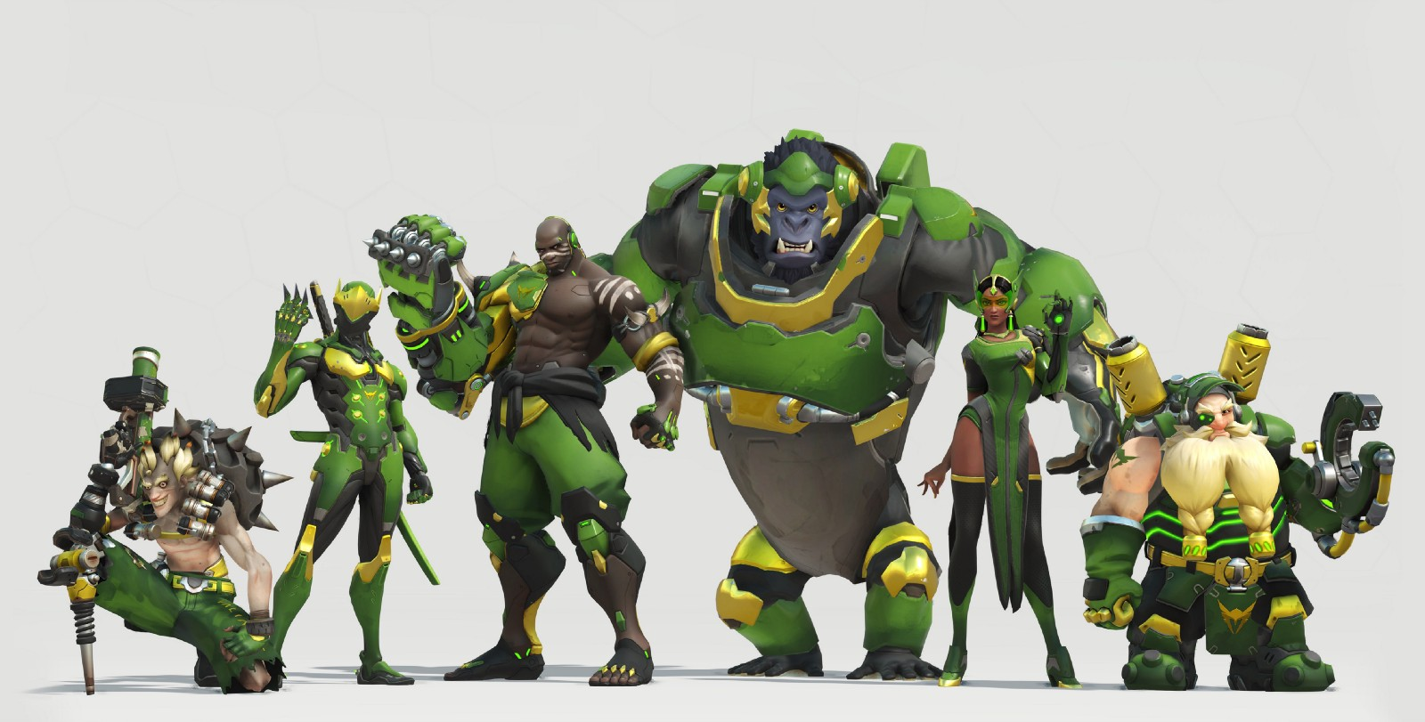 Overwatch League Team Skins Available For Purchase Early 2018