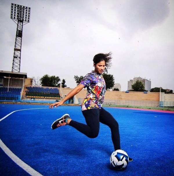 Tackling barriers to women's football in Pakistan – Malala ...