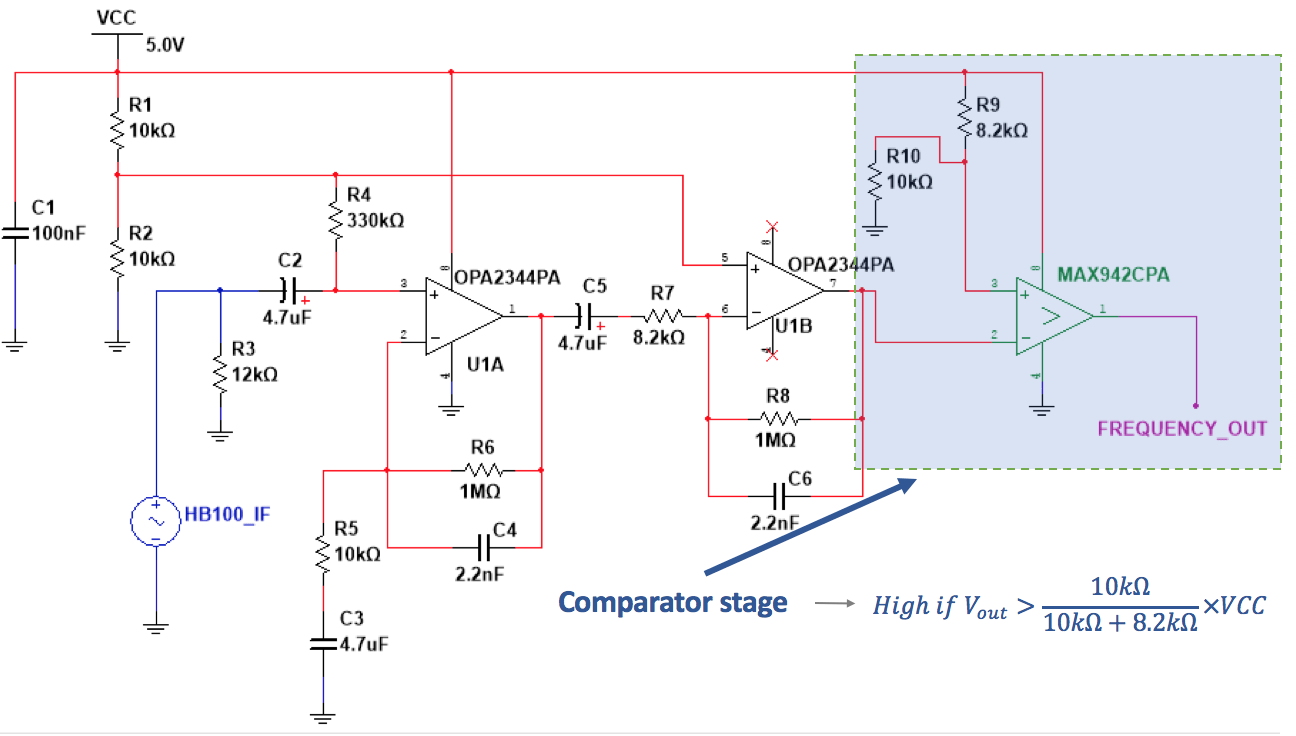 Lm324 Circuit Conditioning Lm324n