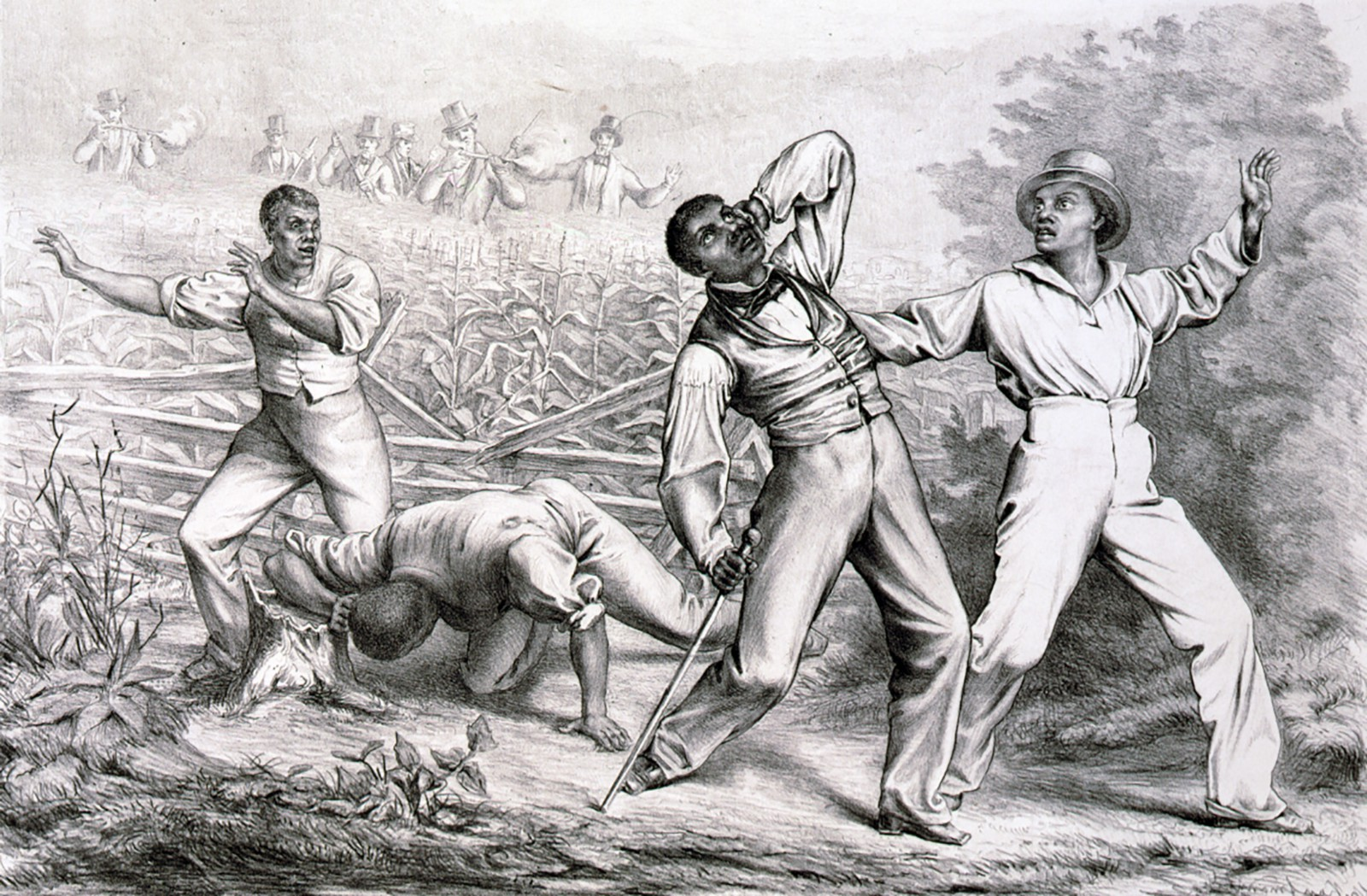 This Ingenious Slave Literally Mailed Himself To Freedom