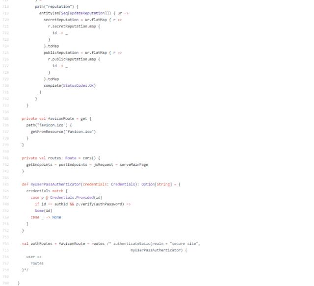 1*d_bg7YNEW8WAgUvD5dTamg Constellation Code Review: Blockchain OS