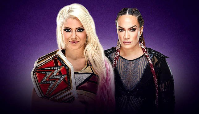 Nia Jax defeated Alexa Bliss