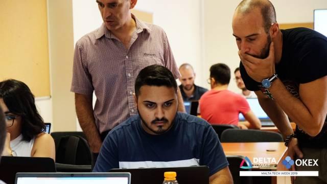 DELTA Summit OKEx Malta Tech Week—OKEx Tech Hackathon