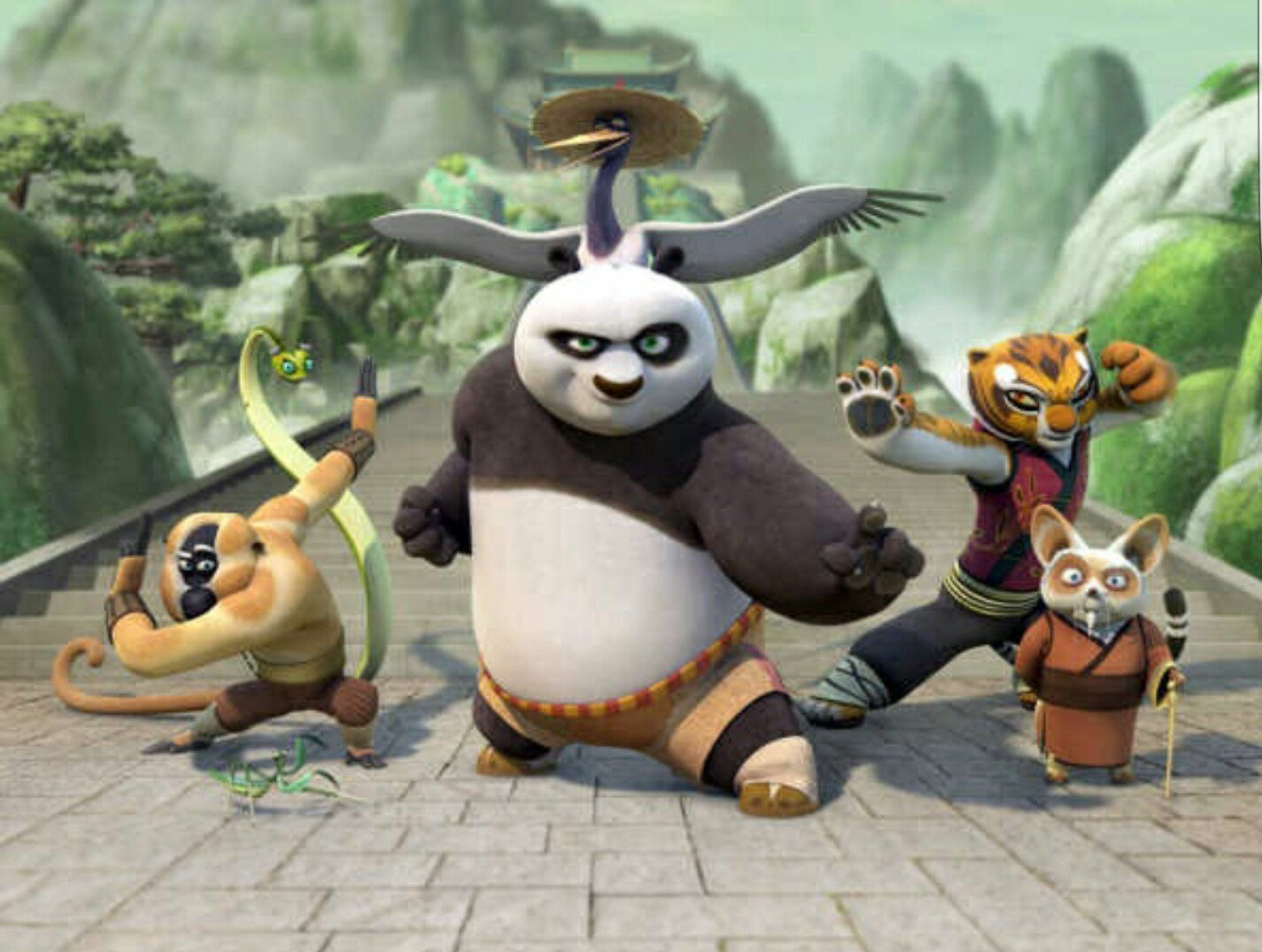It Took 10 Years For This Guy To Decode Kung Fu Panda And