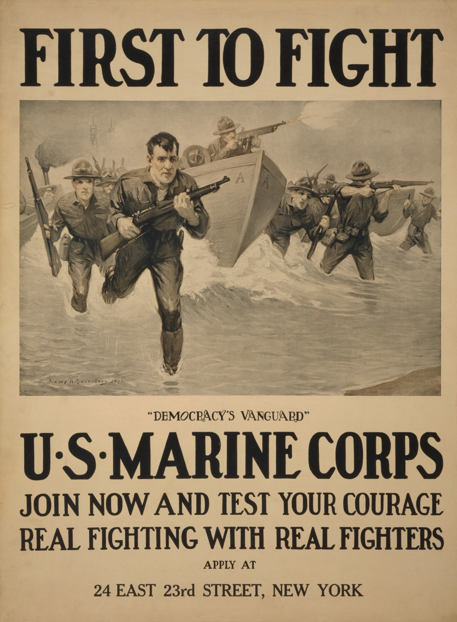 Wwi Amp Wwii Military Recruiting Ads Historical Snapshots