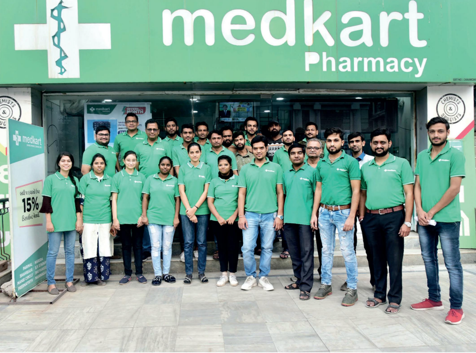 Generic medicines and the part they play - an interview with Medkart Pharmacy founder Ankur Agarwal