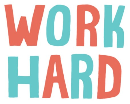 Image result for work hard