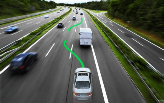 Planning The Path For A Self Driving Car On A Highway