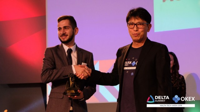DELTA Summit OKEx Malta Tech Week—Awards Ceremony and Gala Dinner