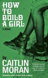 Caitlin Moran novel cover