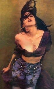 Madonna Like a prayer shoot 5