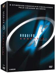 DVD Arquivo X Essencial