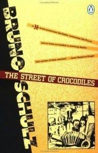 Street of Crocodiles cover