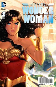 Em The Legend of Wonder Woman DC volta às raízes gregas da personagem Mulher Maravilha.