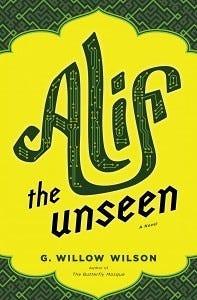 Alif the Unseen, Willow Wilson