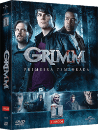 DVD Grimm