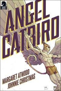 Angel Catbird cover