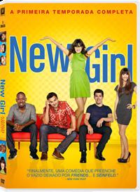 DVD New Girl