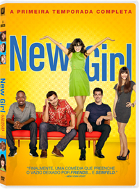 DVD New Girl