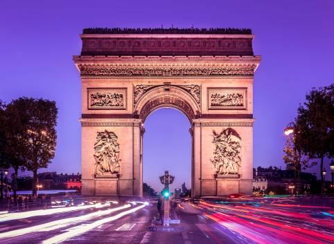 Image result for arc de triomphe