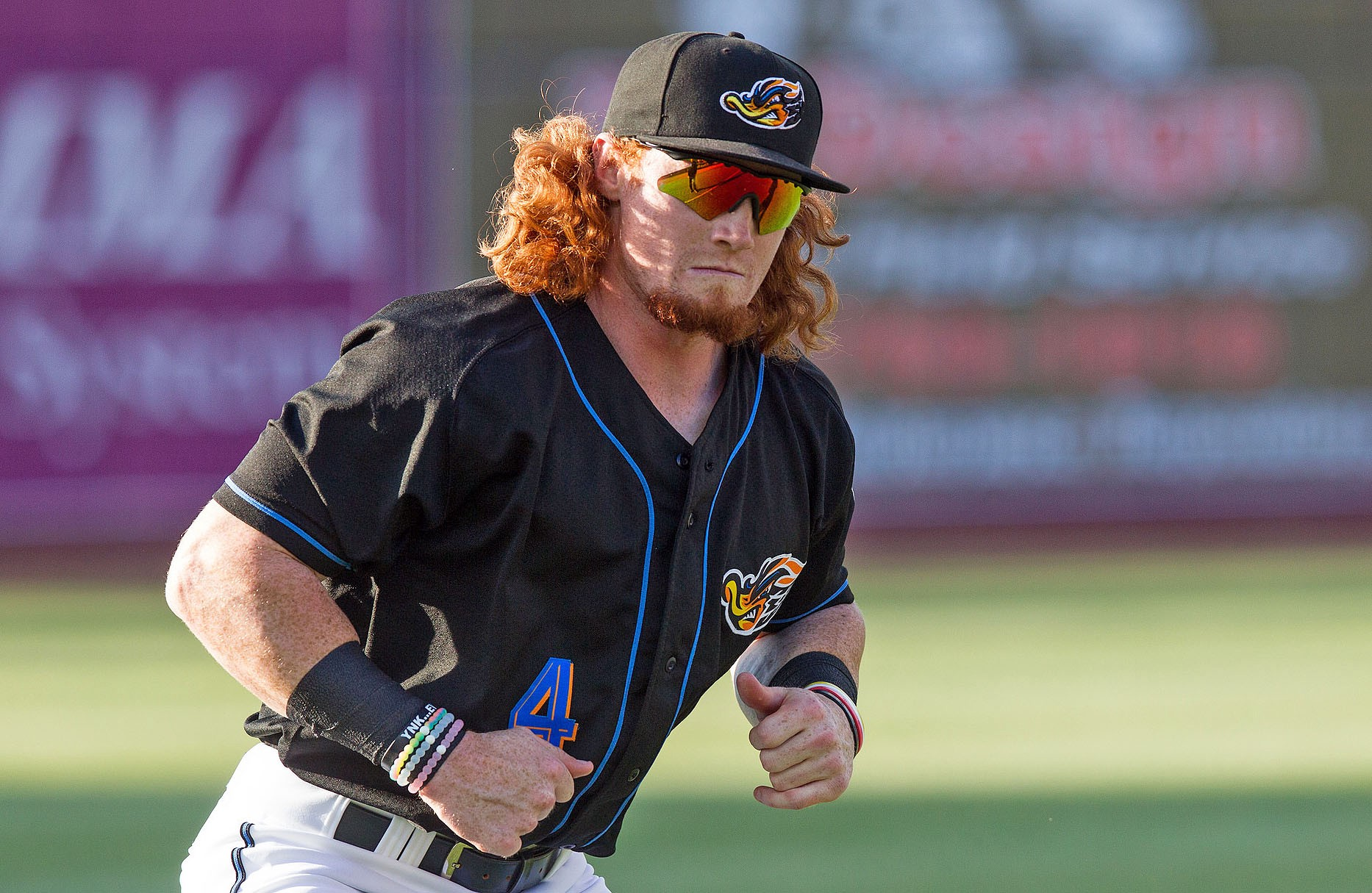 Minoring In Twitter It Happened Clint Frazier Cut His Hair