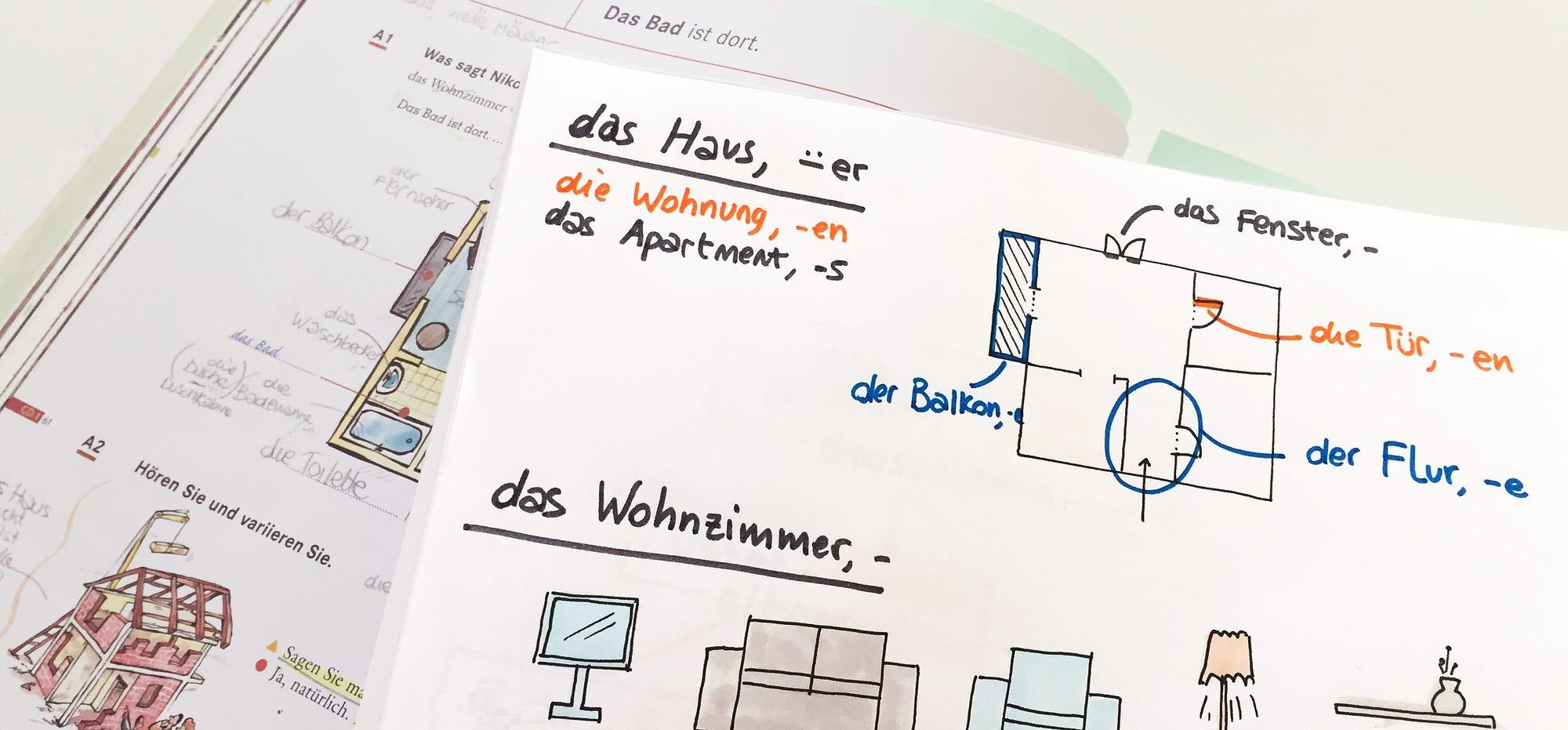 Hacking German Language Books Interactive Things